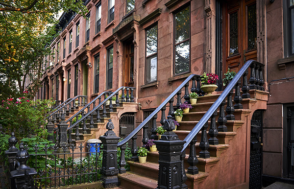 Community of Brooklyn Townhomes
